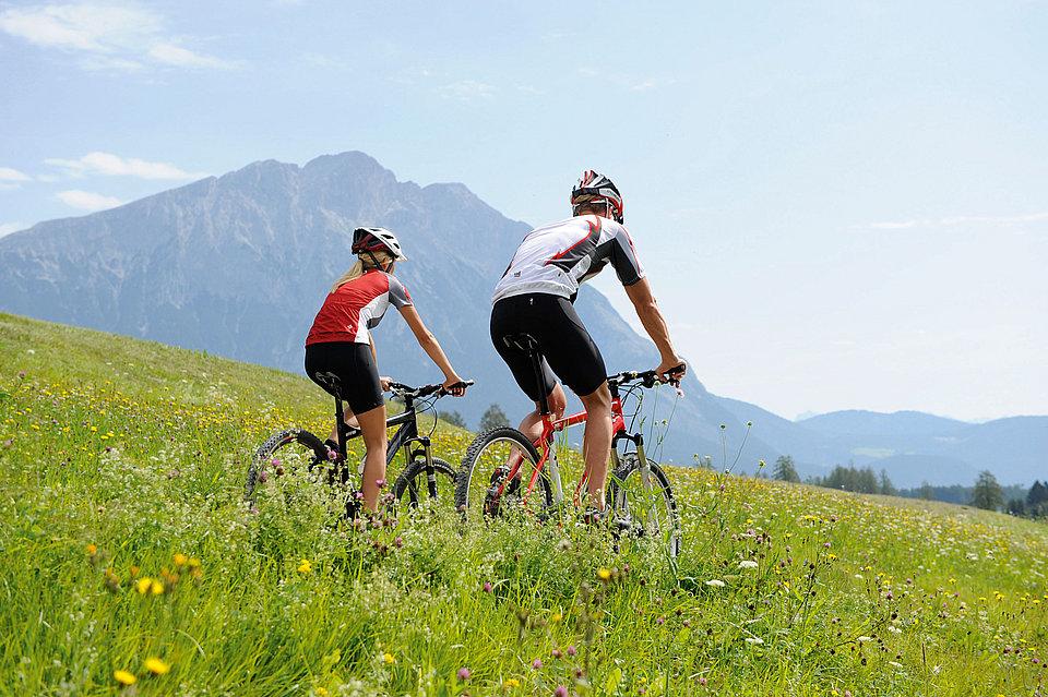 Biking - Bergland